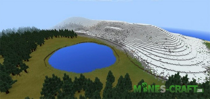 Custom Terrain Map