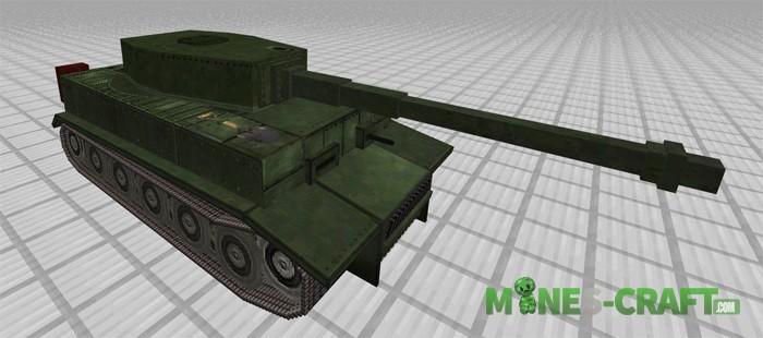 Military Heavies Pack MCPE