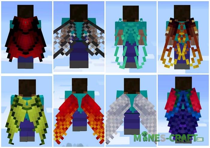 Custom Elytras Pack
