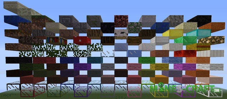 More slabs in Minecraft 1.13