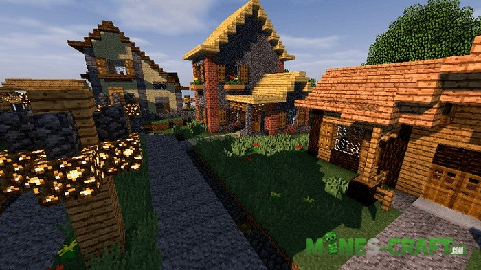 Realistico Resource Pack Minecraft