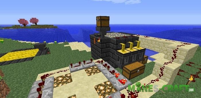 Tinkers' Construct Mod Minecraft