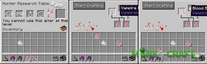 Vampirism Mod Minecraft