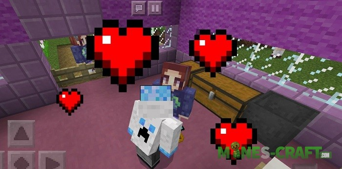 Girlfriend Addon Minecraft