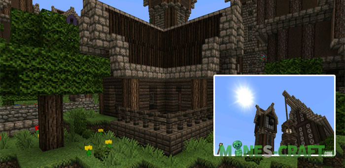 John Smith Legacy Texture Pack MCPE