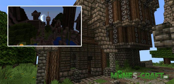 John Smith Legacy Minecraft PE