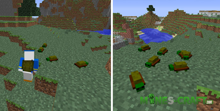 Animals Plus Addon Minecraft PE