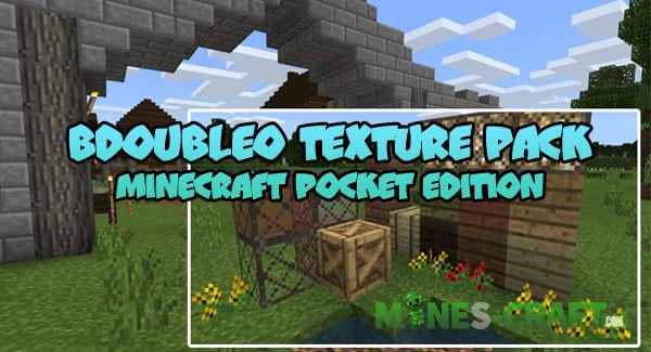 BdoubleO Texture Pack | | Mines-Craft.com