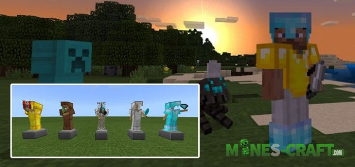InFinitePvP Texture Minecraft PE