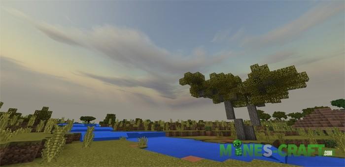 Realistic Sky Minecraft Bedrock