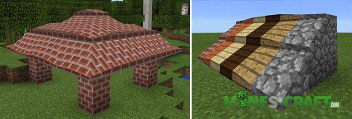 Ramps Mod Minecraft PE