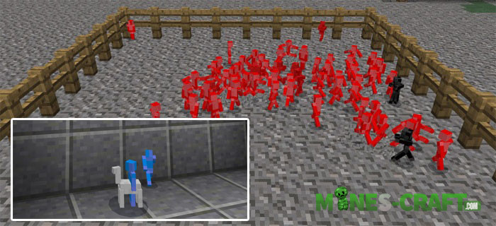 Toy Soldier Add-on Minecraft PE