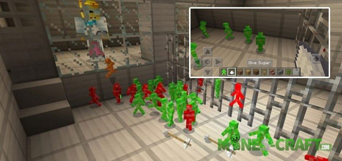 Toy Soldier Add-on MCPE