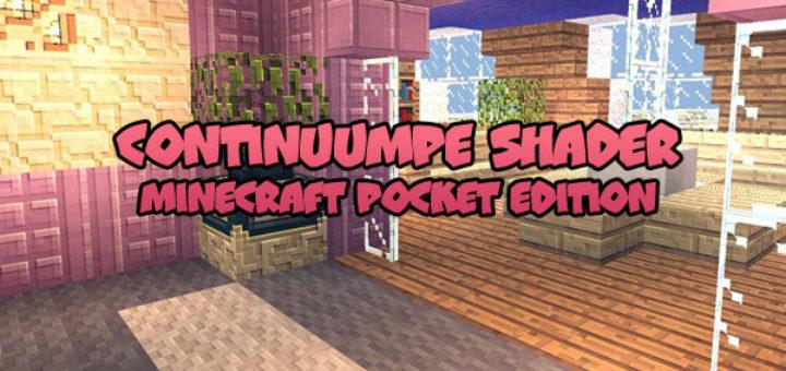 ContinuumPE Shader MCPE