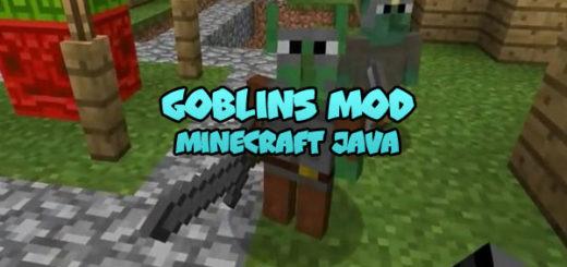 Goblins Mod [1.6.4/1.7.10]