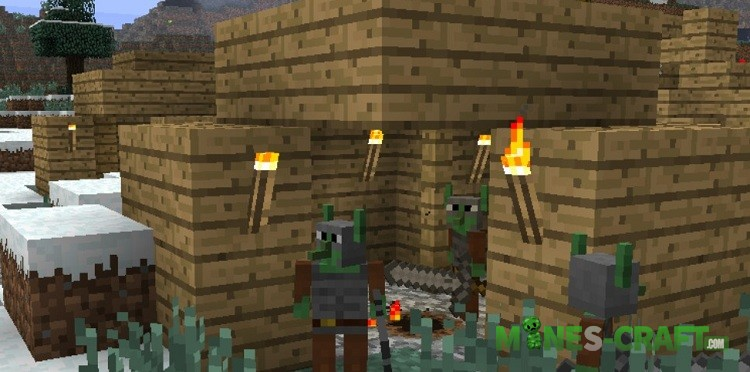 Goblins Mod Minecraft