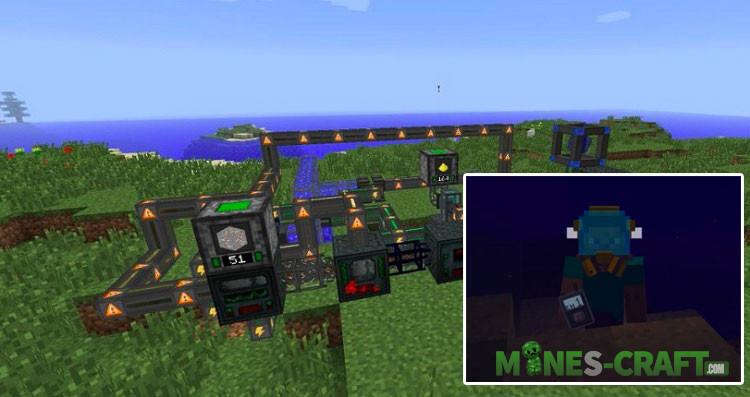 Mekanism Mod Minecraft
