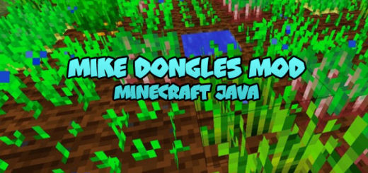 Mike Dongles Mod MinecraftMike Dongles Mod Minecraft