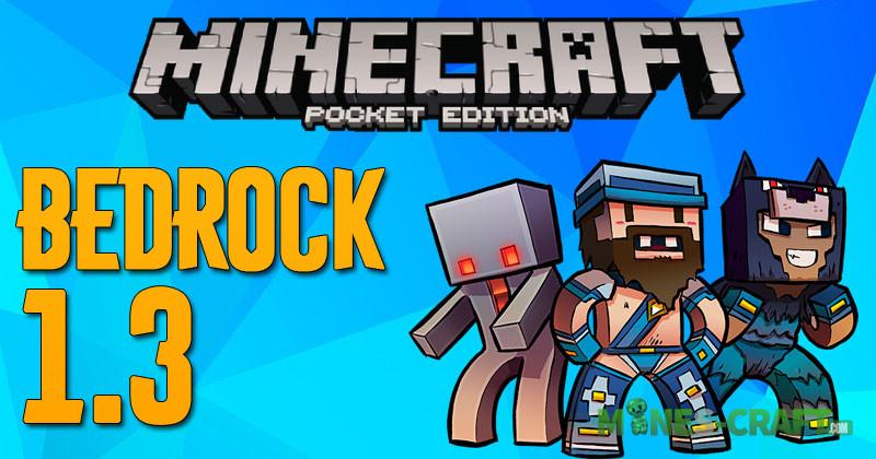 Minecraft PE 1-3