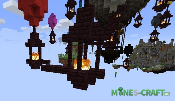 Sky Jumper Map Minecraft