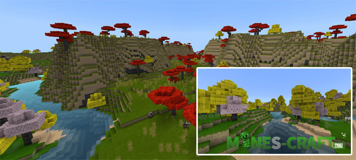 japanese minecraft pe texture pack - Minecraft Japanese Tree