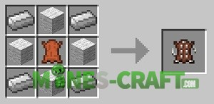 Adventure Bags Mod Minecraft Crafting recipe