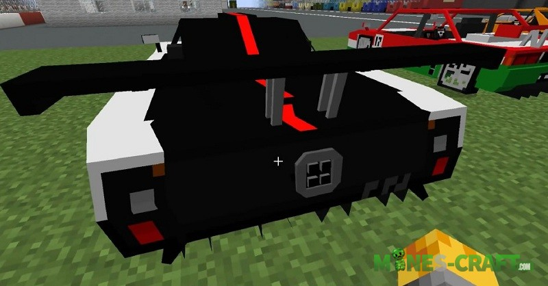 Cars Pack Minecraft