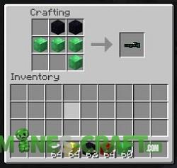 DrSquids Gun Mod Minecraft