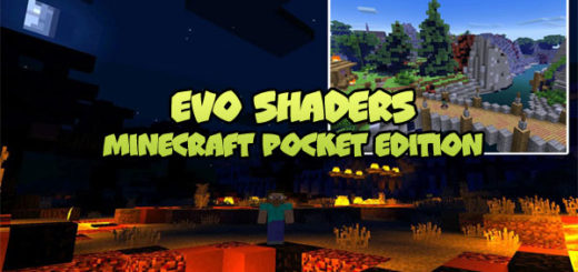 EVO Shaders for MCPE
