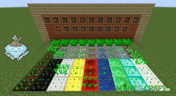 Karat Garden Mod Minecraft
