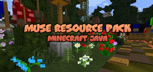 Muse Resource Pack Minecraft