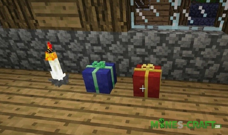 Christmas Decoration Mod Minecraft