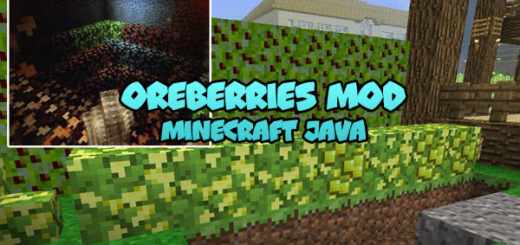Oreberries Mod Minecraft