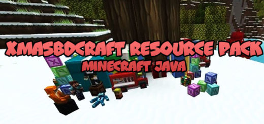 XmasBDCraft Resource Pack Minecraft