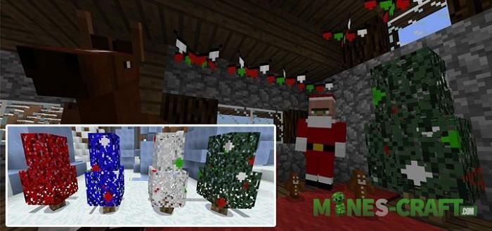 Christmas Addon MCPE