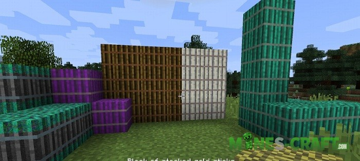 Advanced Sticks Mod Minecraft