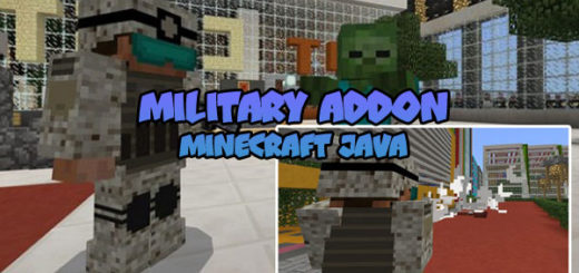 Military Addon for Minecraft PE