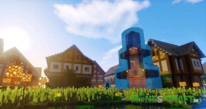 BauerCam Mod Minecraft
