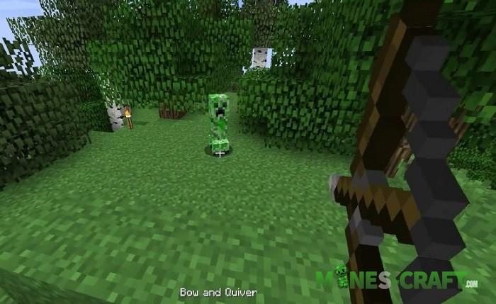 FF Quiver Mod Minecraft