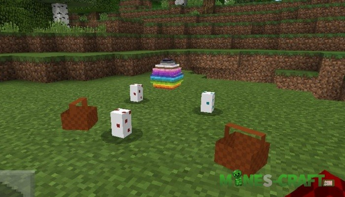 Happy-Easter MCPE