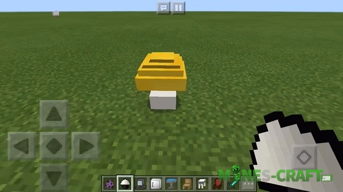Simple-Furniture-Addon for Minecraft PE