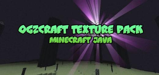 OGZCraft Texture Pack Minecraft