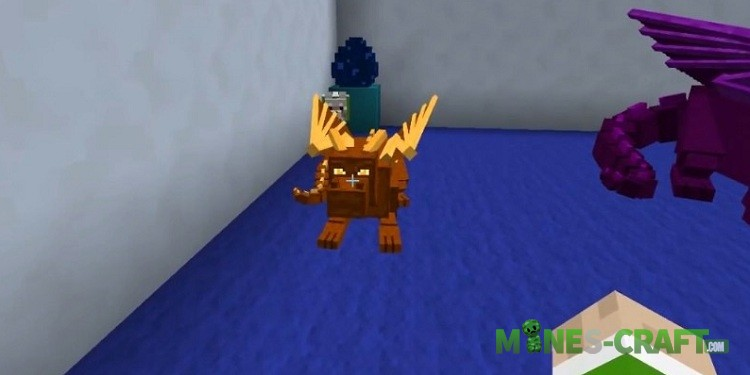 Realm of The Dragons Mod Minecraft