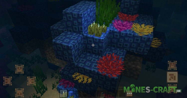 Block Pixel Texture Pack for MCPE
