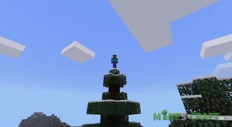 Herobrine Add-on for MCPE