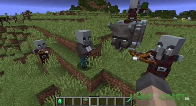 Minecraft 1.14 Snapshot 18W45A