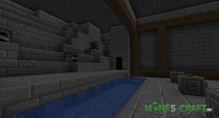 Silverfish Run [Minecraft]