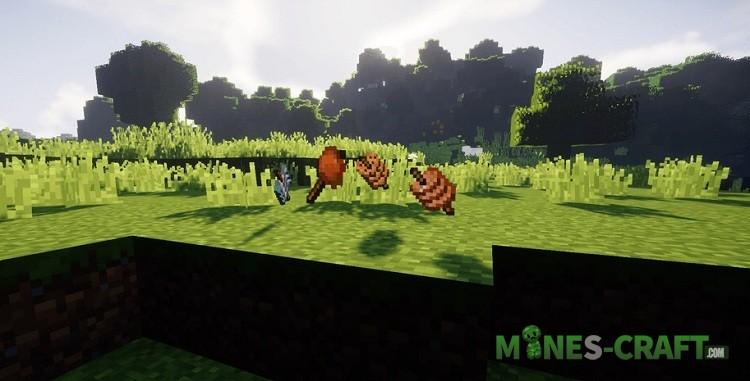 Skewers Mod [Minecraft 1.12.2]