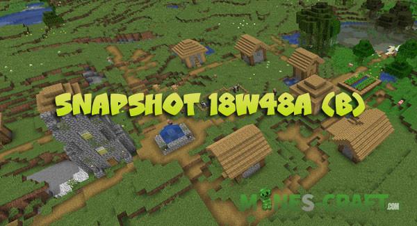 Download Minecraft 1.14 – Snapshot 18W48A (B) | | Mines ...
