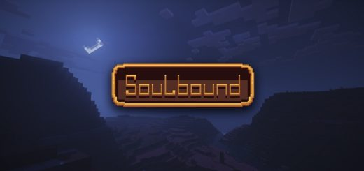 SoulBound Resource Pack [Minecraft 1.8.9]